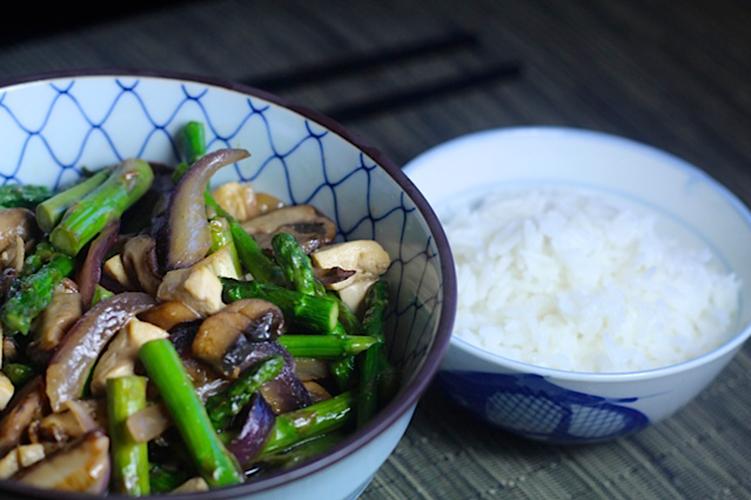 veggie-tofu